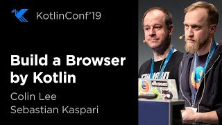 Build a Browser by Kotlin