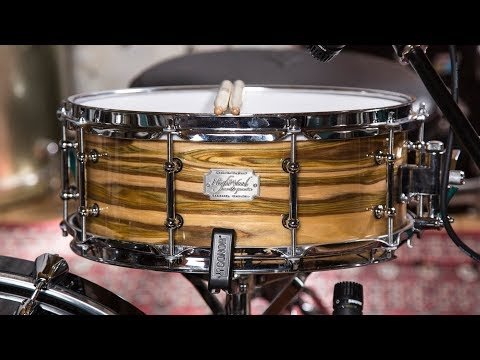HighWood Drums & Percussion Custom Series Snare Drum – Drummer's Review