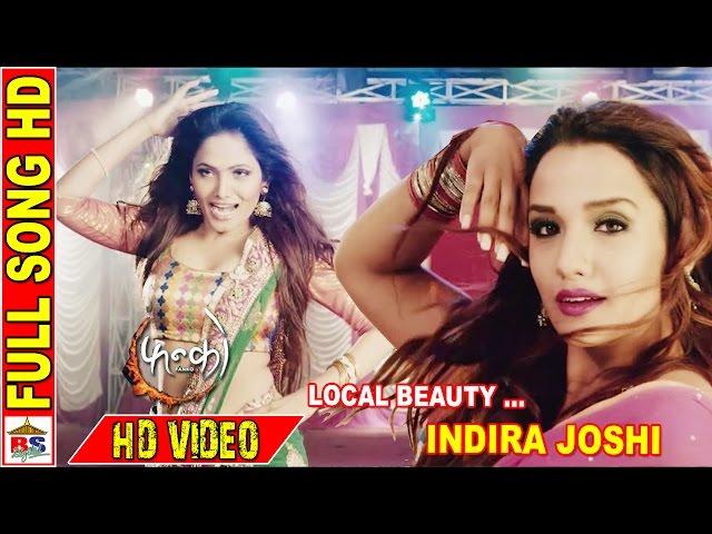 "Thumnail of ""LOCAL BEAUTY"" Item Song From Movie ""FANKO"""