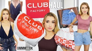 IS CLUB FACTORY A SCAM?! well....