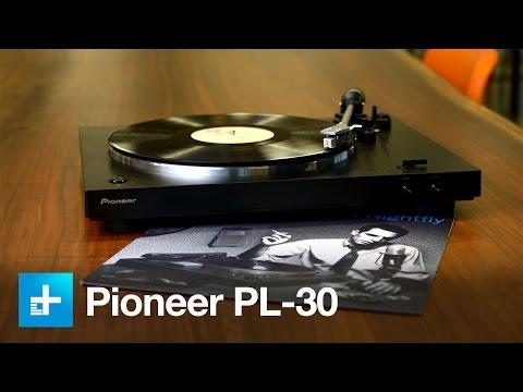 Pioneer PL-30 Turntable review