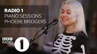Phoebe Bridgers x Arlo Parks - Fake Plastic Trees (Radiohead) - Radio 1 Piano Session