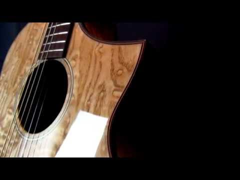Ibanez AEW40AS Electro Acoustic Guitar Review
