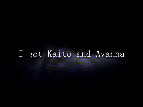 【Kaito & Avanna】 short and cool song 【Vocaloid Original】
