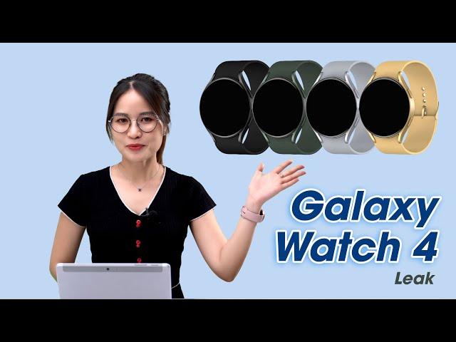Samsung Galaxy Watch 4: Hệ điều hành, Thiết kế, Ngày ra mắt và Giá (Leak )