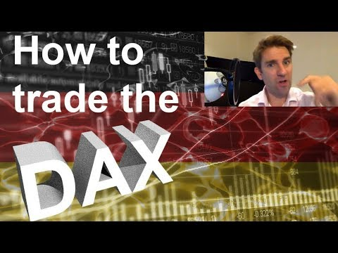 How to Trade the German Dax (Germany 30 Index) 👍