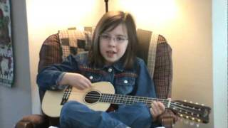 Somewhere Over the Rainbow/What a Wonderful World on Ukulele by Molly (inspired by Aselin Debison)