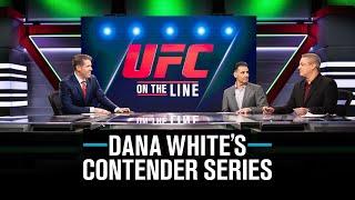 On The Line | Dana White's Contender Series - Week 2