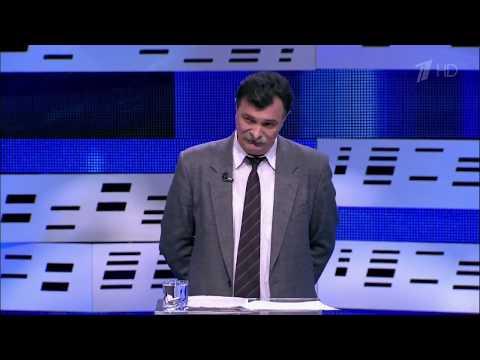 Грудинин и команда: Юрий Болдырев. Дебаты #2 (05.03.2018, Первый канал)