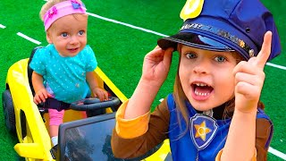 Police Song | Nursery rhymes and children song