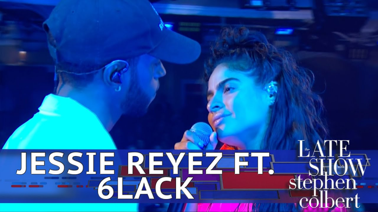 Jessie Reyez Performs Imported Ft. 6LACK on The Late Show