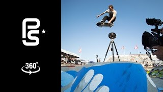 360 Virtual Reality | 2016 Vans Pro Skate Park Series