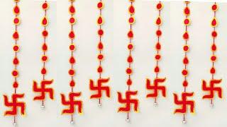 Ganpati Decoration Ideas In Lockdown | Ganpati Decoration Ideas At Home | Eco Friendly Decoration