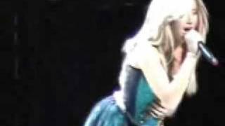 Ashley Tisdale - We'll be together [live] , singing live HQ