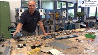 Oldtimer: Diese Werkzeuge brauchst Du für Karosserie- und Blechbearbeitung - mit Thomas Geis