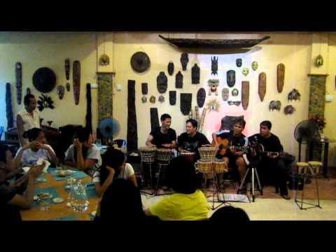 Burdock paa halamang-singaw