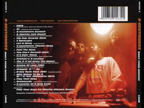 Música B-Boy Punk Rock 2001 Feat. X-Ecutioners