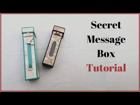 20 Rs DIY Gift Idea | Handmade Gift Box for Boyfriend | How to make a Gift Box