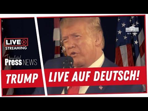 übersetzung Trump