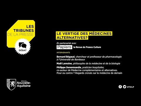Tribunes de la Presses 2019 - Le vertige des médecines alternatives