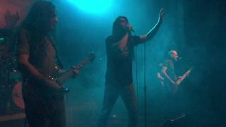 "Fates Warning performs ""Through Different Eyes"" & ""Monument"" live in Athens @Gagarin205, 120217"