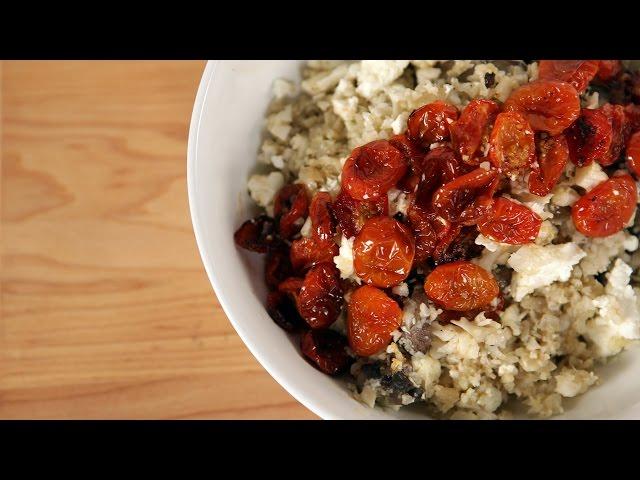 Conscious Cauliflower Risotto (Gluten-Free)