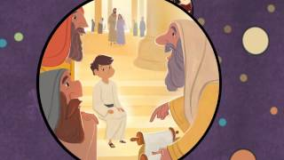"""La Gran Historia de la Biblia"" The Gospel Project for Kids"