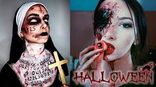 Best Halloween SFX Makeup Compilation 2018 - Ideas & Makeup Tutorials For Halloween