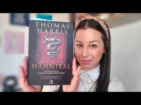 [Eu li] Hannibal, Thomas Harris (a sequência de O Silêncio dos inocentes)