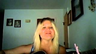 Tammy Frost singing Here's some love by Tanya Tucker