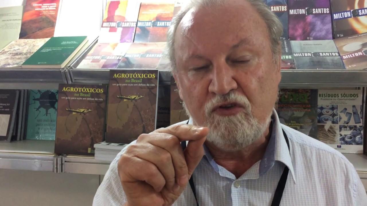 João Pedro Stedille fala sobre a importância da luta contra os agrotóxicos