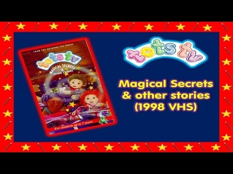 Tots TV: Magical Secrets & other stories (1998 VHS)