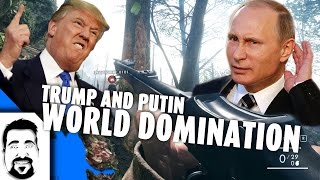 BF1 - Trump And Putin World DOMINATION!