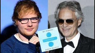 Ed Sheeran - Perfect Symphony (with Andrea Bocelli) - Lyrics