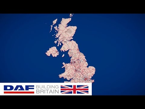 DAF Trucks Building Britain