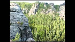 preview picture of video 'Szwajcaria Saksońska'