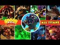 Crash Of The Titans All Mutants Titans x360