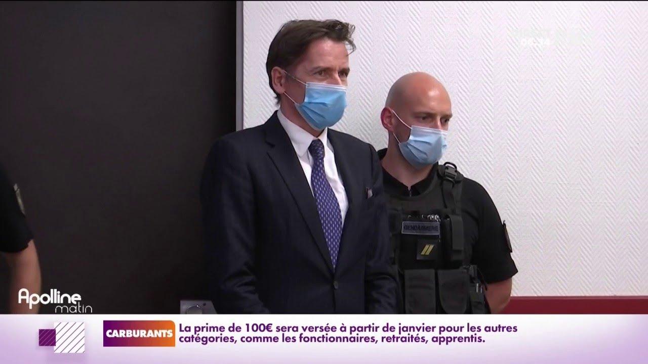 Le complotiste Rémy Daillet soupçonné d'être le cerveau d'un groupe projetant des actions violentes