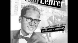 Tom Lehrer- The Irish ballad
