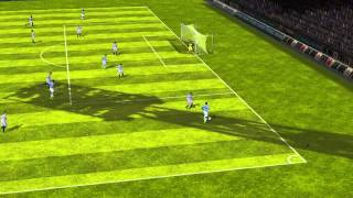 FIFA 14 Android - Manchester City VS Chelsea