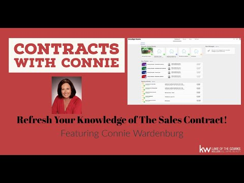 , title : 'Refresh Your Knowledge of the Sales Contracts!