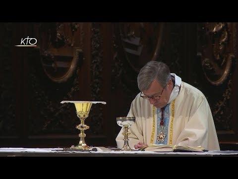 Messe du 15 septembre 2017