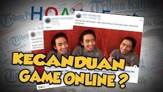 Hoax or Fact: Pria Kecanduan Main Game Online, Matanya Juling dan Jadi Gila Masuk RSJ?