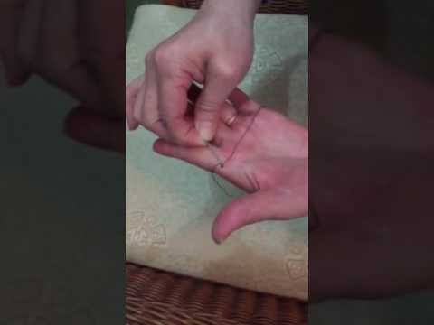 The Easy Way to Thread a Needle