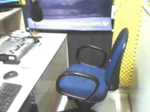 RÁDIO UNIVERSO FM CASCAVEL PR Video Antigo