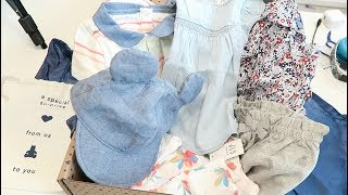 The Latest Baby Gap Outfit Box!