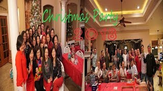 Leader Christmas Celebration
