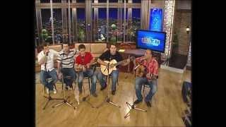 Dato Archvadze Da Kvarteti Hangebi - Telavs - (თელავს)