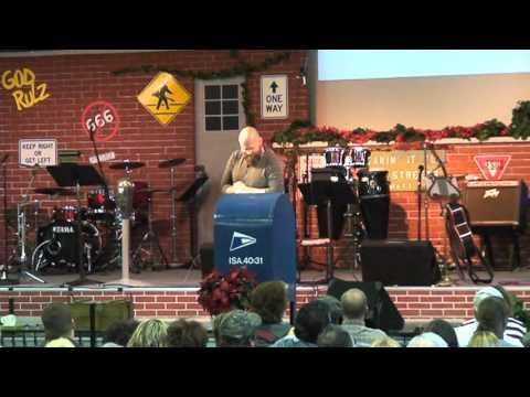 Sunday 1 12 14 Pastor Mikel Bowman