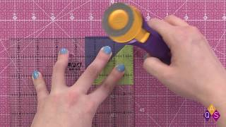 Sizing A Half-Square Triangle - Uquilt With Emily